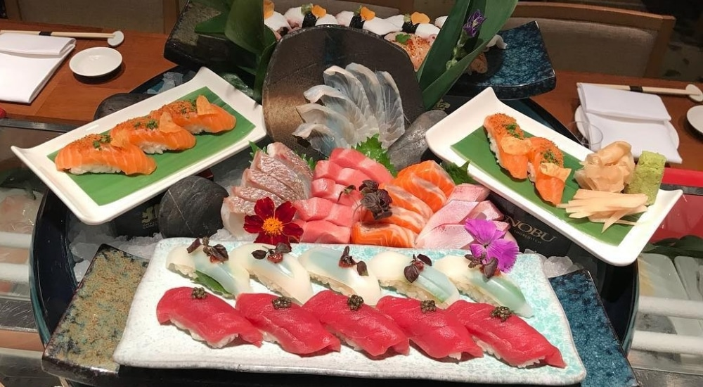 This Shoreditch Restaurant Serves Bottomless Sushi And Prosecco