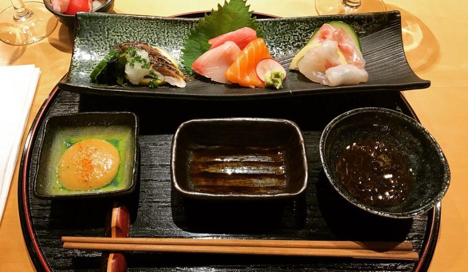 The Tiny, Terrific Sushi Restaurant Hiding In A Clerkenwell Backstreet • Sushi Tetsu