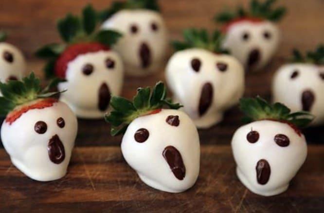 Screaming strawberries