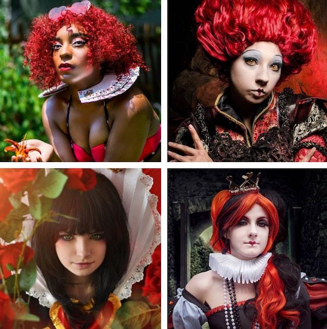 Queen Hearts Costume Halloween