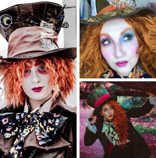 Halloween Costume Mad Hatter