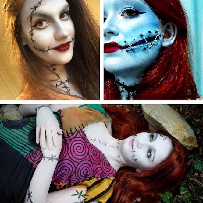Sally Ragdoll Costumes