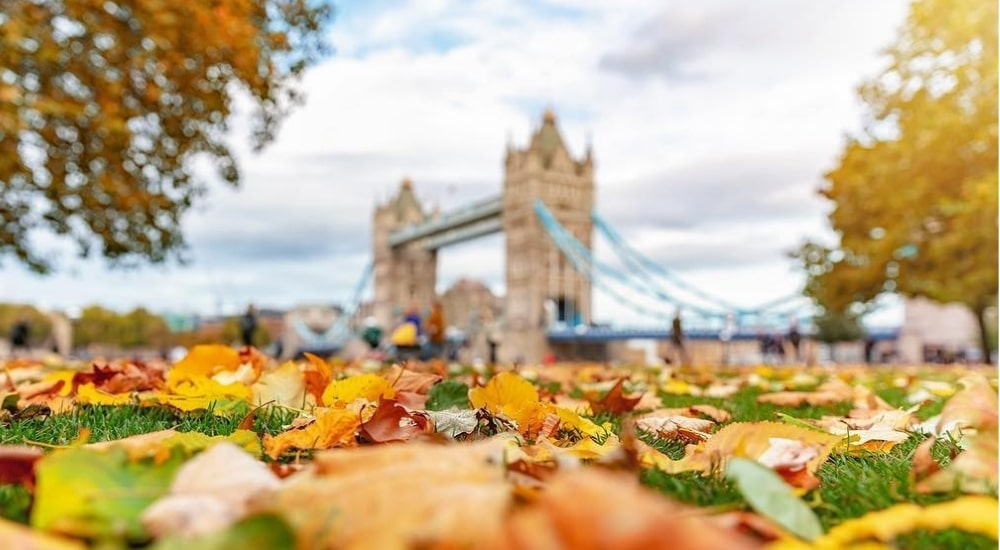 Literally Just 17 Photos Of London Looking Awesome In The Autumn