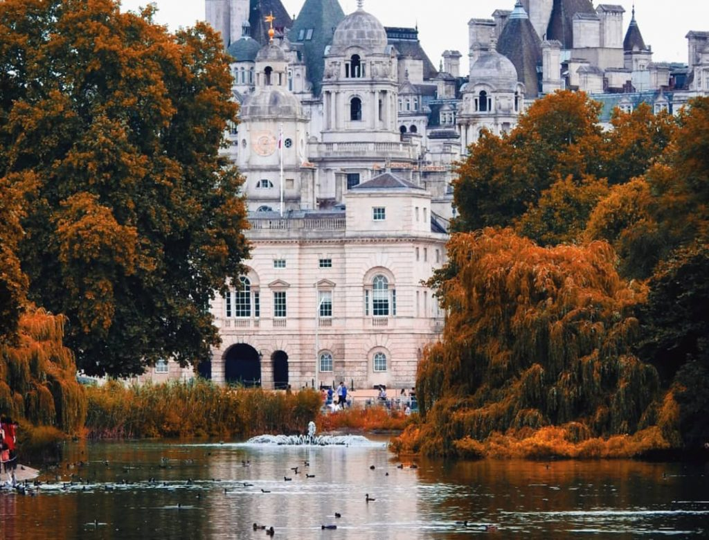 5 Of The 10 Most Beautiful UK Parks Are In London, According To New Study