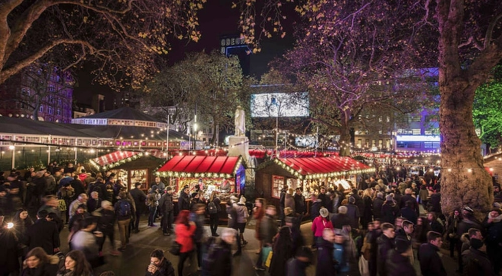 Christmas Markets In London: 15 Of The Best To Visit In 2019