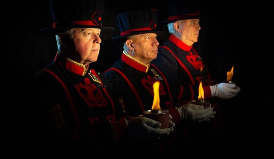 Flames Will Fill The Tower Of London's Moat In Honour Of Remembrance Day
