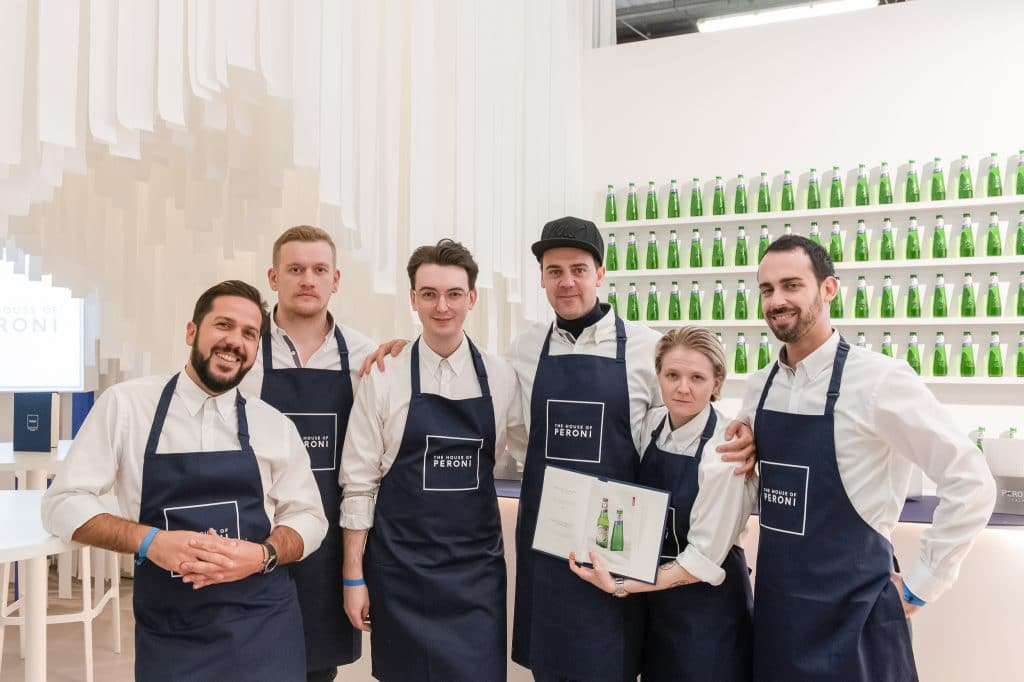 We Went Behind The Scenes With The House Of Peroni's Mixologists At London Cocktail Week