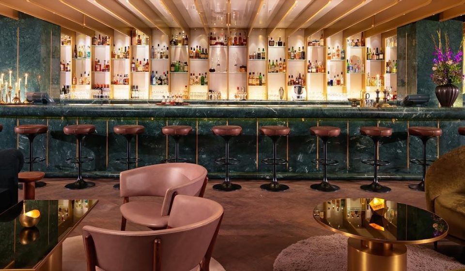 This London Cocktail Bar Just Became The World's Best • Dandelyan