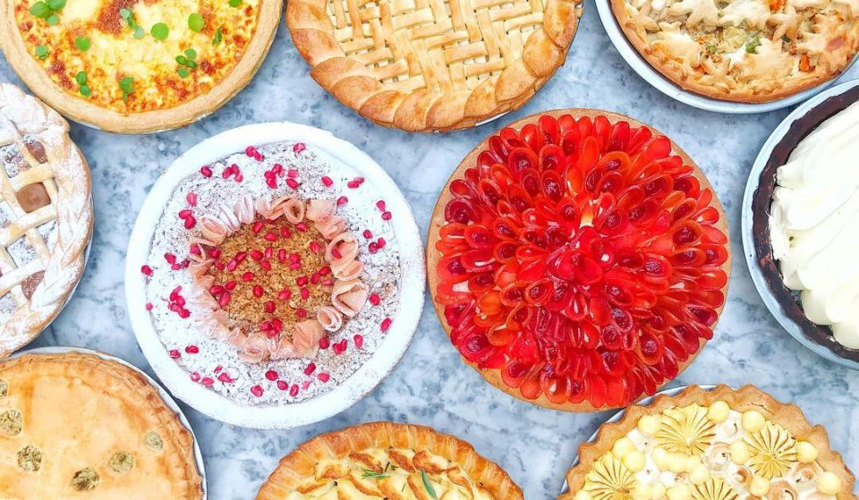 There's An All-You-Can-Eat Pie Party Happening At This London Bakery