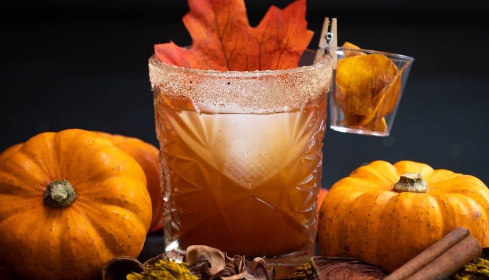 The East London Speakeasy That Serves Pumpkin Spice Cocktails
