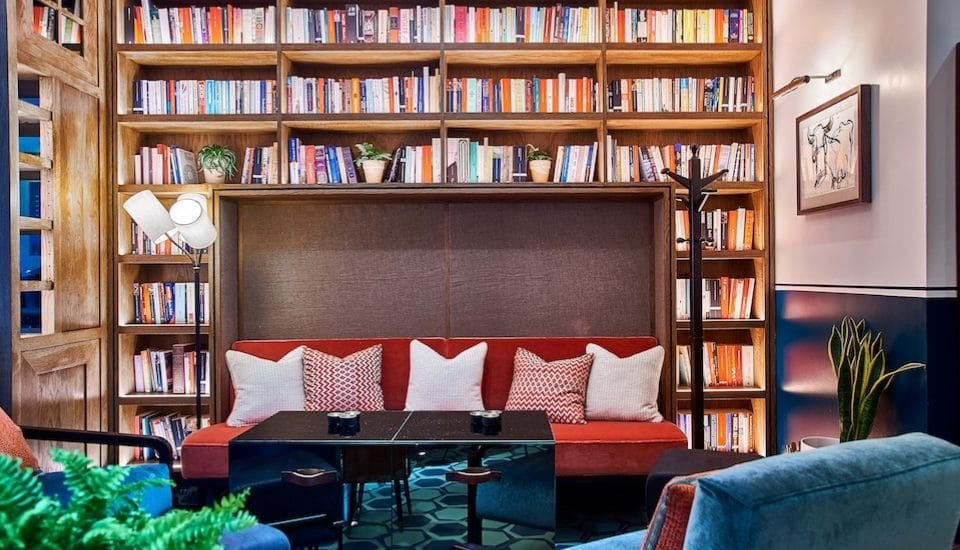 The Brewtiful Tea-Inspired Library And Cocktail Bar In Covent Garden • Teatulia