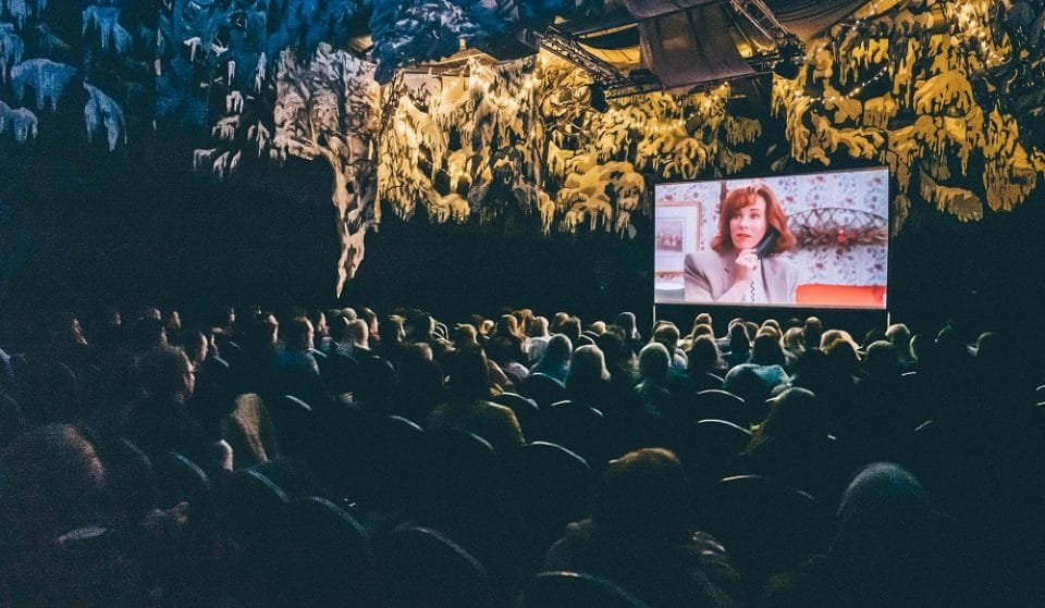 A Magical, Snowy Christmas Cinema Has Appeared In Peckham
