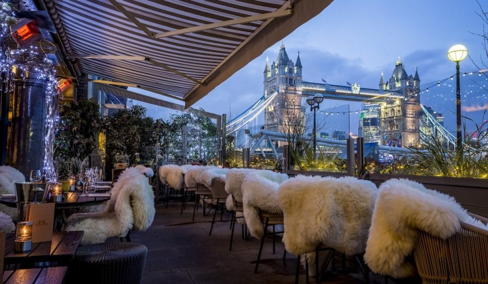 11 Gorgeous London Restaurants That Have Transformed For The Winter