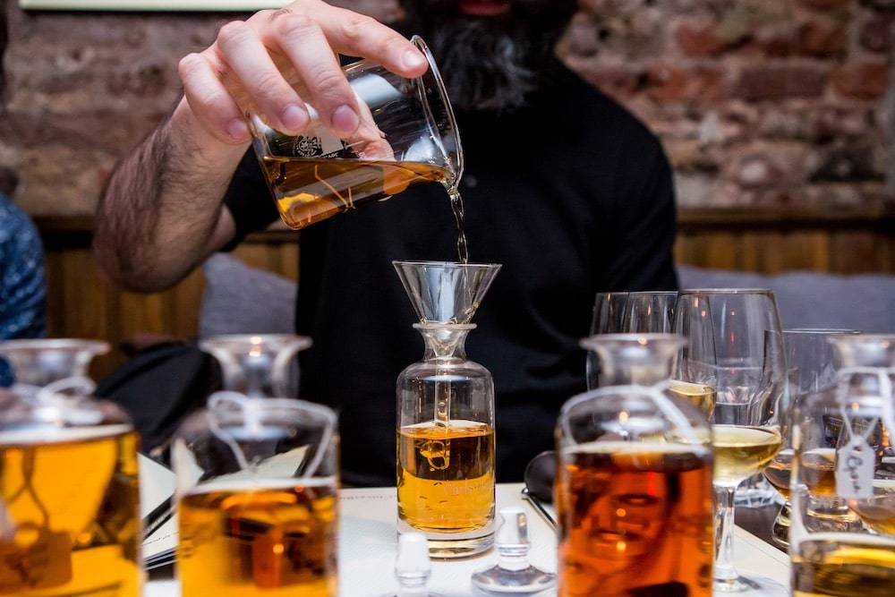 Craft Your Own Bottle Of Whisky At This Pop Up Blending Event