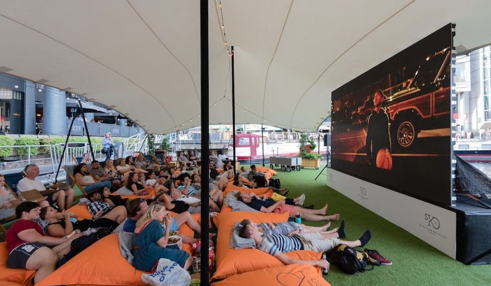 A Fabulous Floating Cinema Is Docking In London This Summer