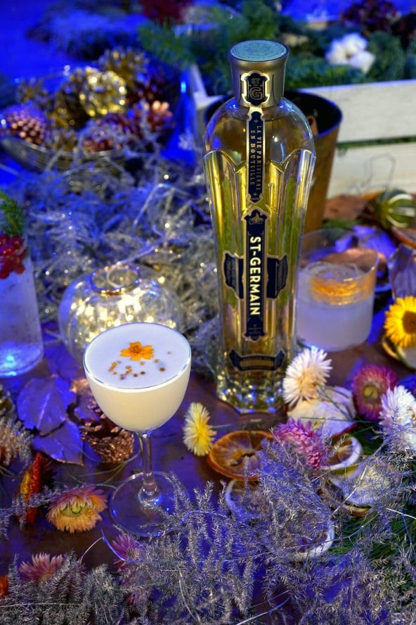 St Germain Pop Up Cocktail 1