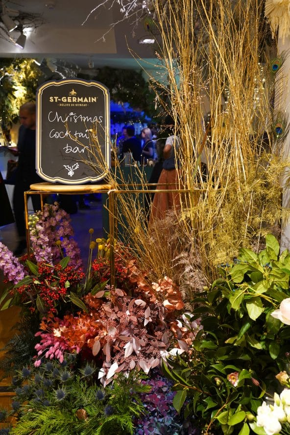 St Germain Pop Up Florals