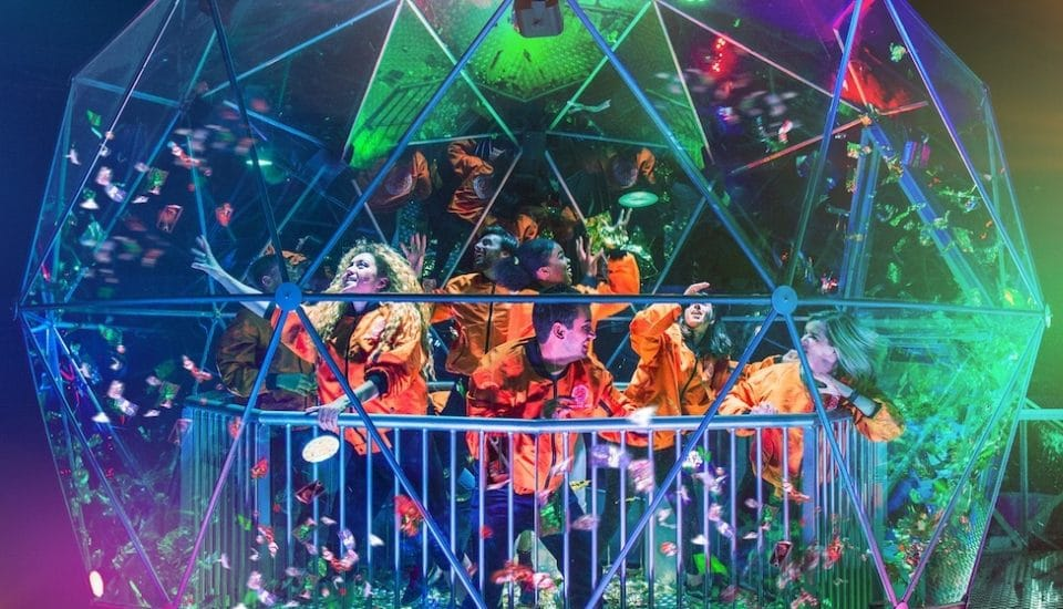 London's Epic Crystal Maze Experience Is A Thrillingly Geeky Throwback