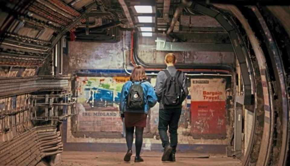 Here's Your Chance To Explore London's Abandoned Tube Stations