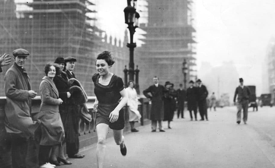 The History-Making Woman Who Raced Big Ben's Bongs And Won