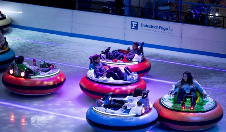 The Madcap Sport Of Dodgems On Ice Is Your Next Winter Obsession