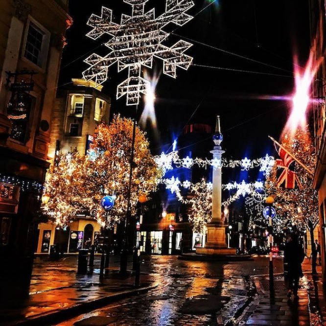 7 dials in london