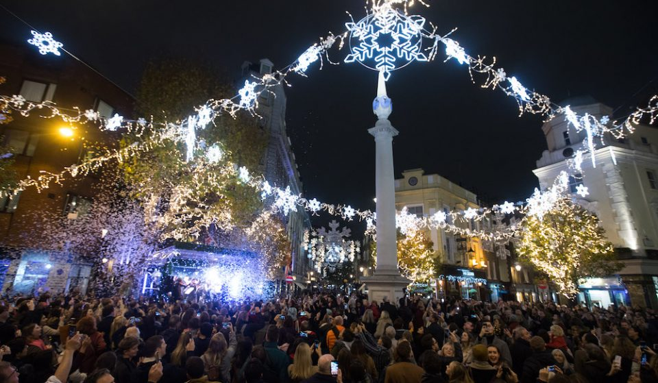 Win A Festive Feast And Christmas Shopping Spree In London's Seven Dials