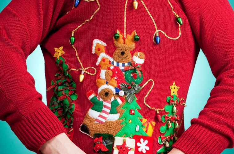 You Can Make Your Own Custom Xmas Jumper At This Festive Online Workshop