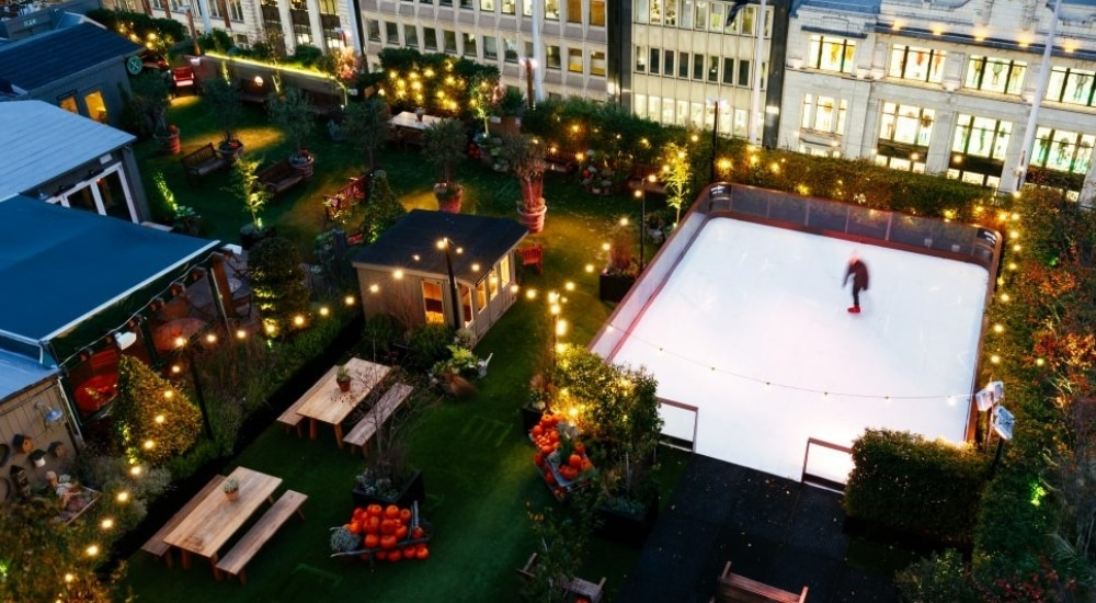 8 Of The Best Winter Rooftops In London For Sky-High Festivities