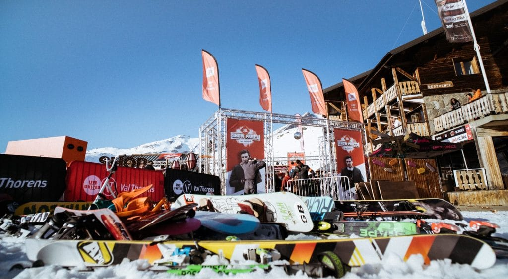 Here's How To Win Tickets To JBL's Snow Party In The French Alps