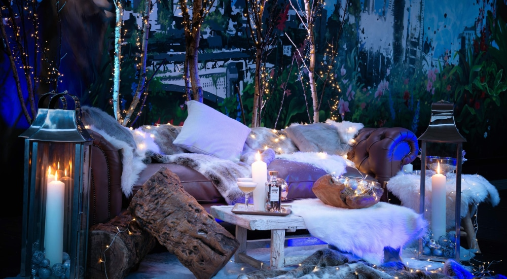 This Magical London Rooftop Will Transport You To Narnia This Winter