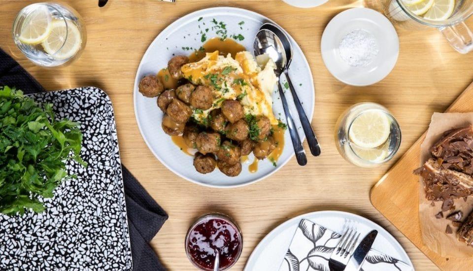 Londoners Can Now Get IKEA Meatballs Delivered To Their Door