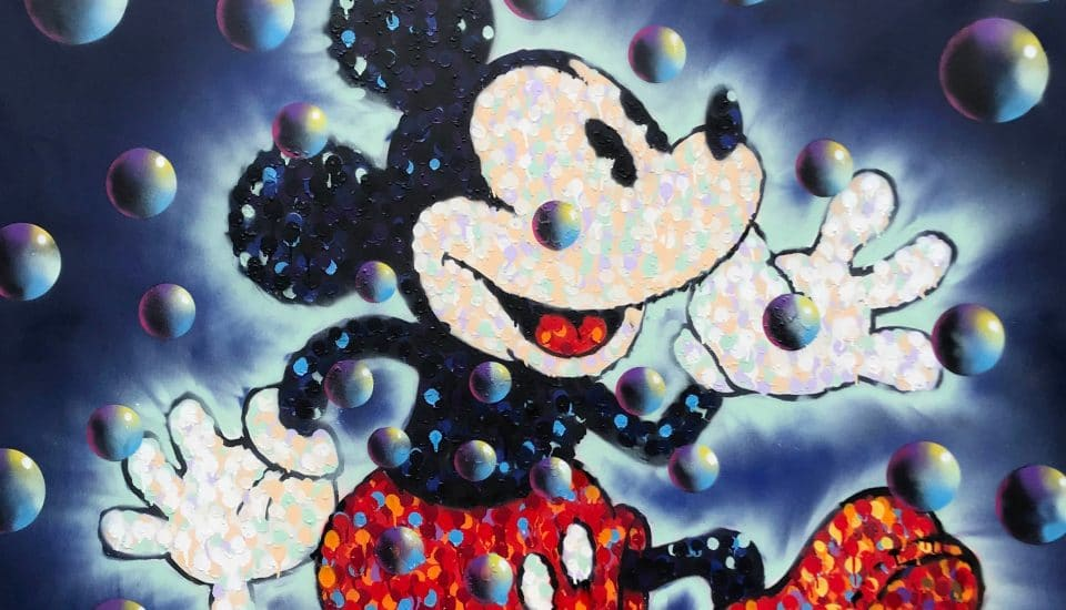A Free Exhibition Celebrating 90 Years Of Mickey Mouse Is Coming To London