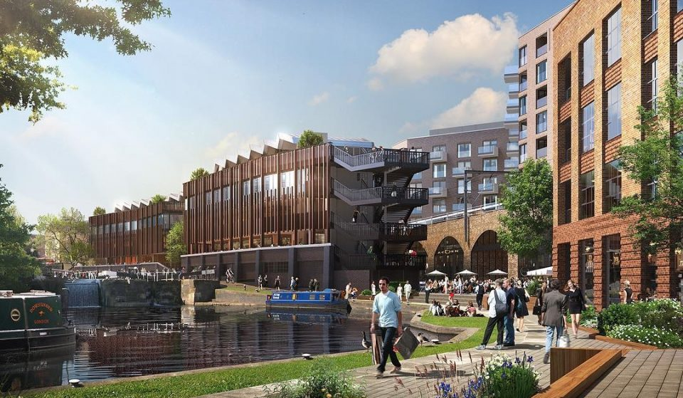 Camden's Huge New Shopping And Restaurant Complex Is Here