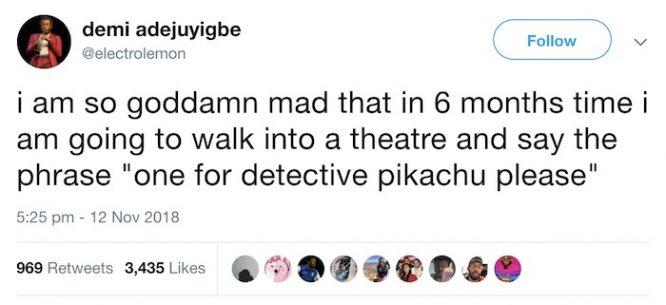 Detective Pikachu Ryan Reynolds