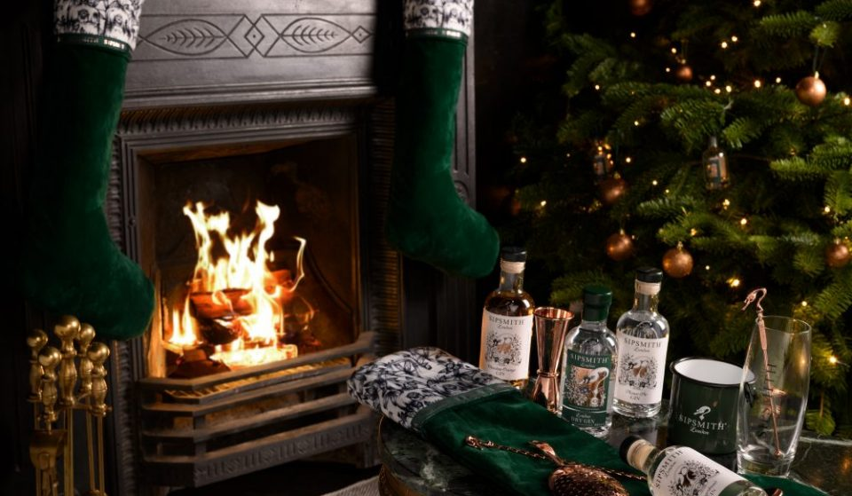 A Fabulously Festive Pop-Up Gin Shop Is Coming To London This Christmas