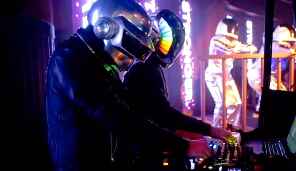 This Themed All–Daft Punk Party Is Coming To London And It Looks Electric