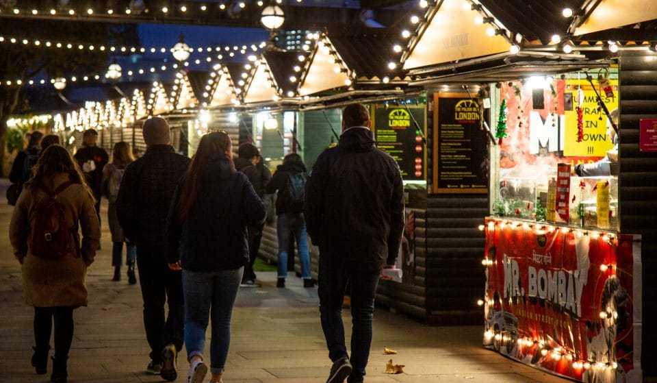 The South Bank's Fabulously Festive Christmas Market Has Now Been Cancelled