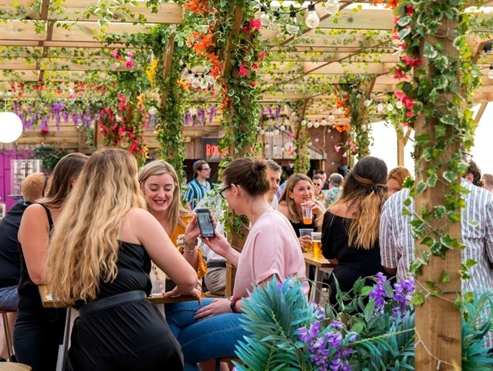 Peckham's Tropical Rooftop Bar Will Reopen For Summer On April 12