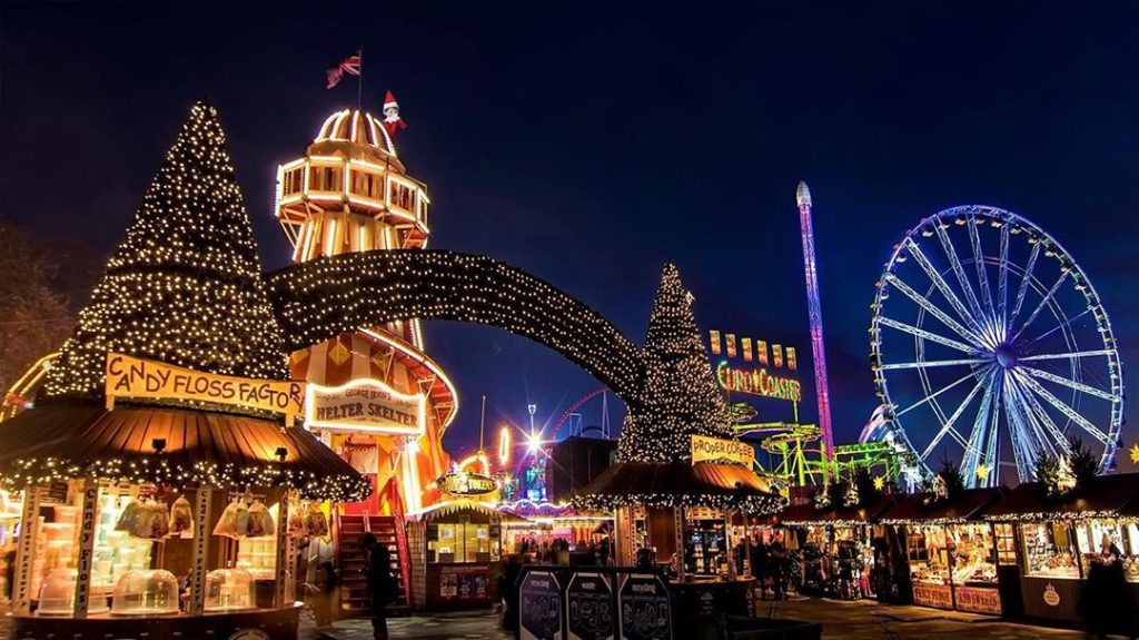 Winter Wonderland 2020 Has Been Cancelled Will Aim To Return In 2021