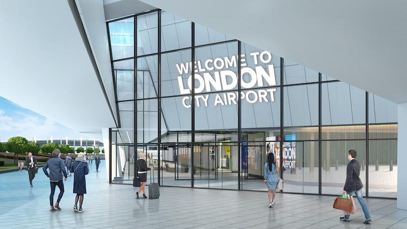 London City Airport New Terminal