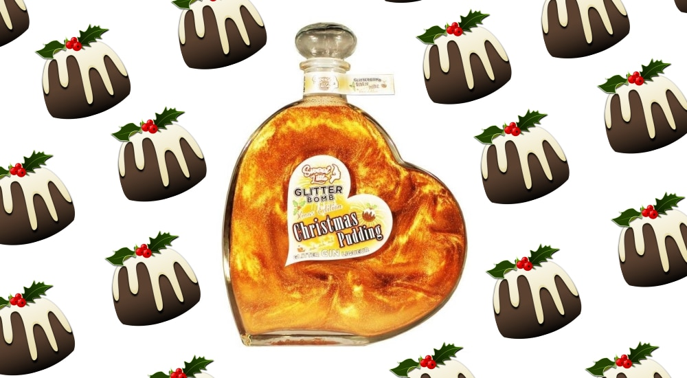 Christmas Pudding Gin Exists And We Really Hope Santa Brings Us Some
