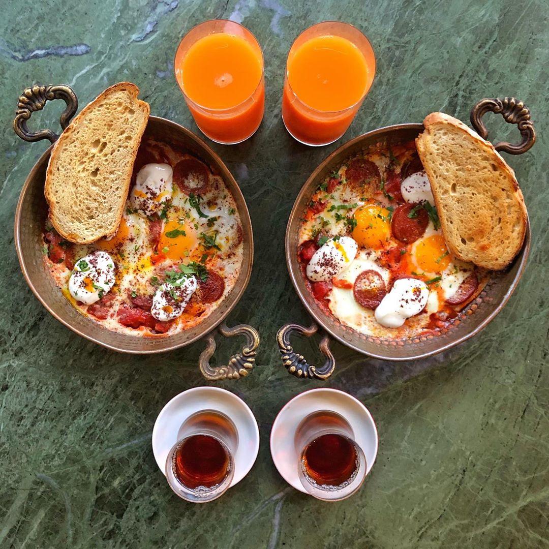 Turkish breakfast at Yosma ??