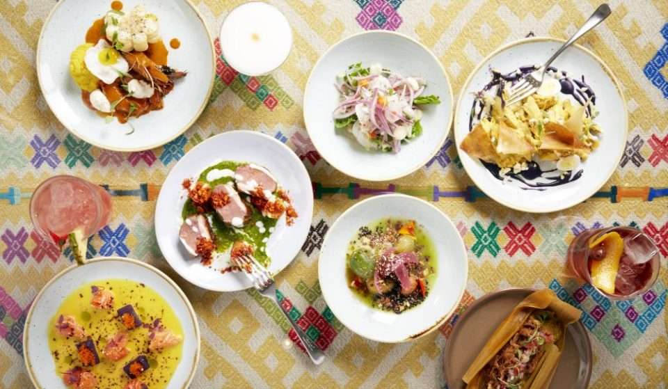 Join The Fiesta At This Peruvian-Inspired Bottomless Brunch