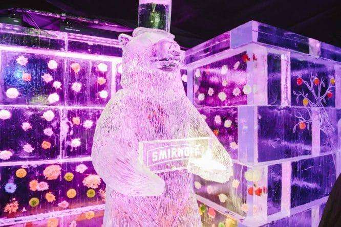 Bar Ice London Christmas