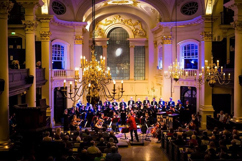 Things to do in London: classical