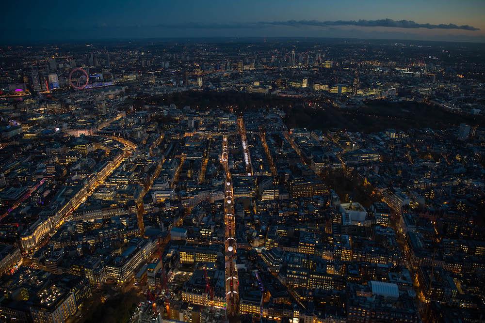 New Bond Street in Mayfair.