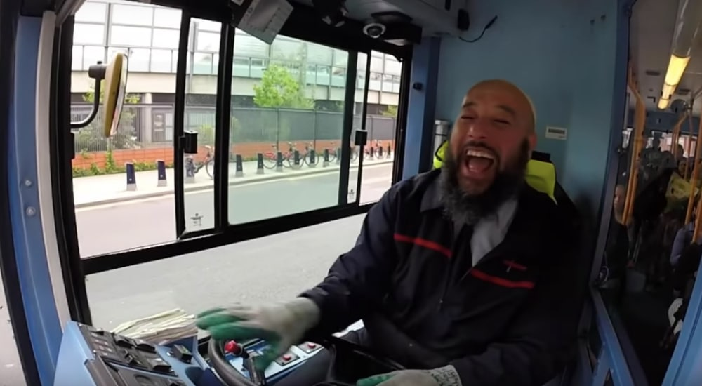 Watch This Touching Short Film About London's Friendliest Bus Driver