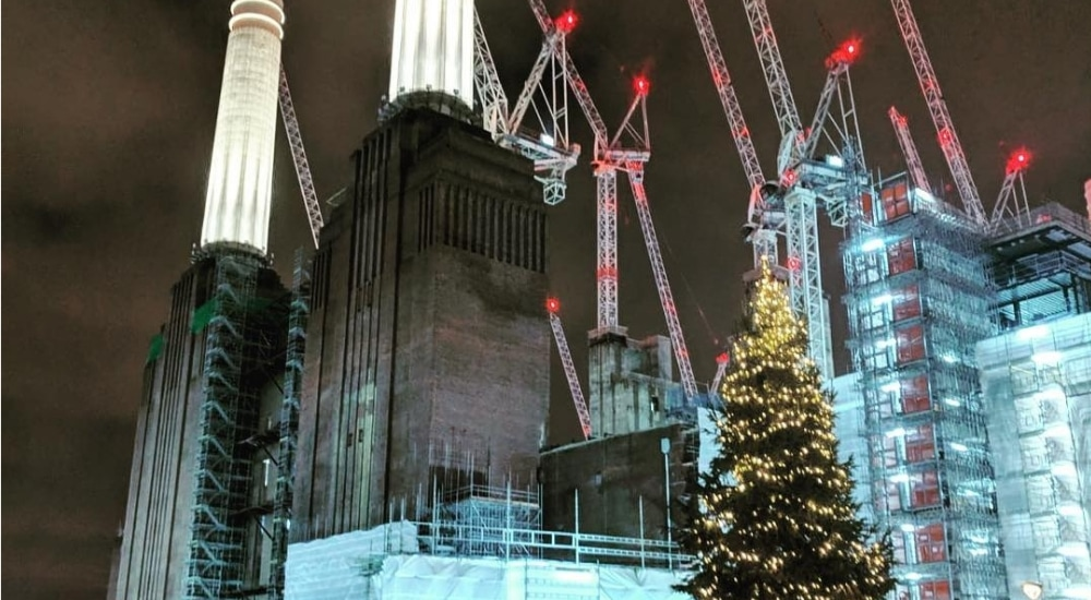 Here's What Battersea Power Station Has Planned For The Festive Season