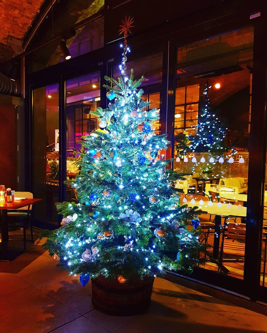 Christmas at Battersea (Photo: @skasrafulhaque)